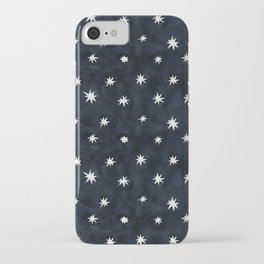 Midnight Starlet iPhone Case