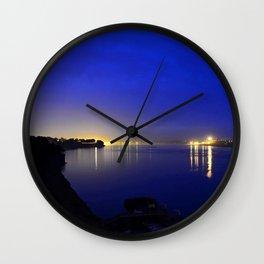 Looking toward the confluence at daybreak...  Wall Clock