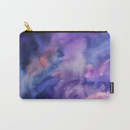ON HOLD Watercolour Carry-All Pouch