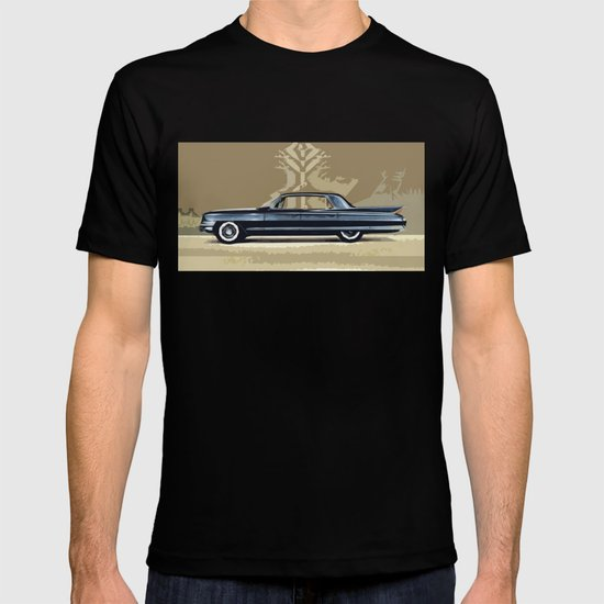 1961 Cadillac Fleetwood Sixty-Special T-shirt