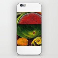 STROLLER iPhone & iPod Skin