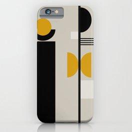 Geometrica 13 iPhone Case