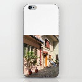 SUNSHINE STREET iPhone Skin