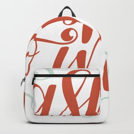 aspire to inspire Backpack