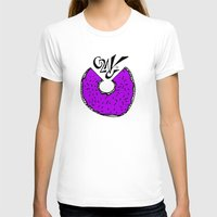 donut T-shirts featuring Donut by Launchpad Creations