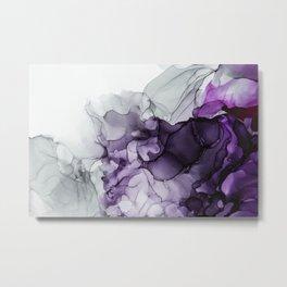 Purple Haze I Metal Print