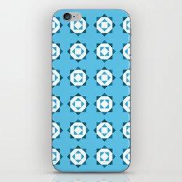 Maroccan Blue Stars iPhone Skin