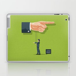 The Right Direction Laptop & iPad Skin