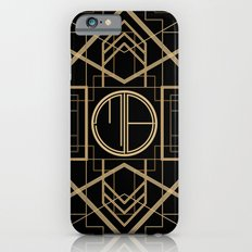 MB- GATSBY STYLE iPhone 6s Slim Case