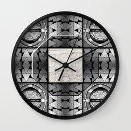 Magic Octagon Wall Clock