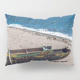 Sea Kayak Stripped By Nature Pillow Sham