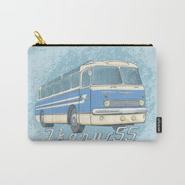 Ikarus 55 blue Carry-All Pouch