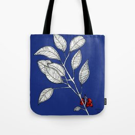 lomboy blue Tote Bag