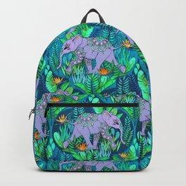 Little Elephant on a Jungle Adventure Backpack