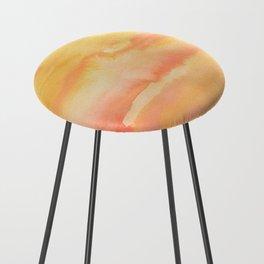 Apricot Sunset Counter Stool