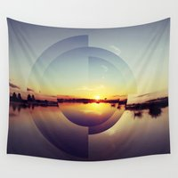 serenity Wall Tapestries featuring Serenity by Kitsmumma