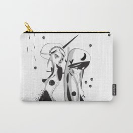 Sleepless nights - Emilie Record Carry-All Pouch