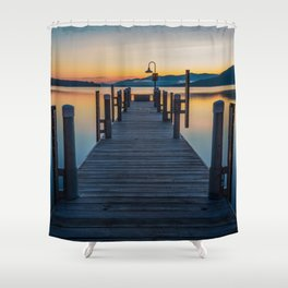 Lake George Shower Curtain