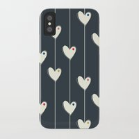 calendars iPhone & iPod Cases featuring Heart  by Shabby Studios Design & Illustrations ..