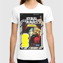 Snaggletooth Vintage Action Figure Card T-shirt
