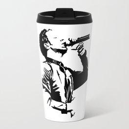 Chris Martin - Cold Play Travel Mug