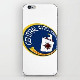 CIA Shield iPhone Skin