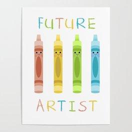 Future Artist Poster