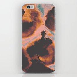 Burning Autumn iPhone Skin