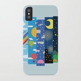 Skies iPhone Case