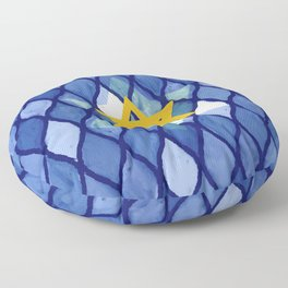 Jewish Celebration Floor Pillow