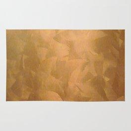 Beautiful Copper Metal - Corporate Art - Hospitality Art - Modern Art Rug