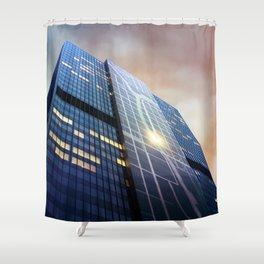 300 Wacker Shower Curtain