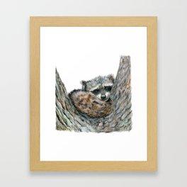 Sleepy Head by Teresa Thompson Framed Art Print