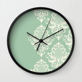 Da-Mask Wall Clock
