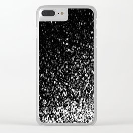 B&W Atmosphere2 Clear iPhone Case