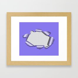 PLACEHOLDER Framed Art Print