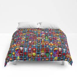 M A R V E L Comics Collection Comforters