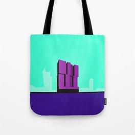 De Rotterdam Koolhaas Architecture Tote Bag