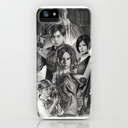 Resident Evil 2 iPhone Case