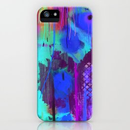 Feather Prayer iPhone Case