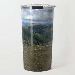 Franconia Ridge in the White Mountains, New Hampshire on the Appalachian Trail (AT) Travel Mug