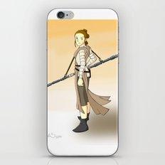 Rey x Miyazaki iPhone & iPod Skin