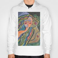 lovers Hoodies featuring lovers by sladja