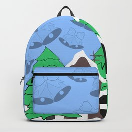 Christmas fantasy Backpack