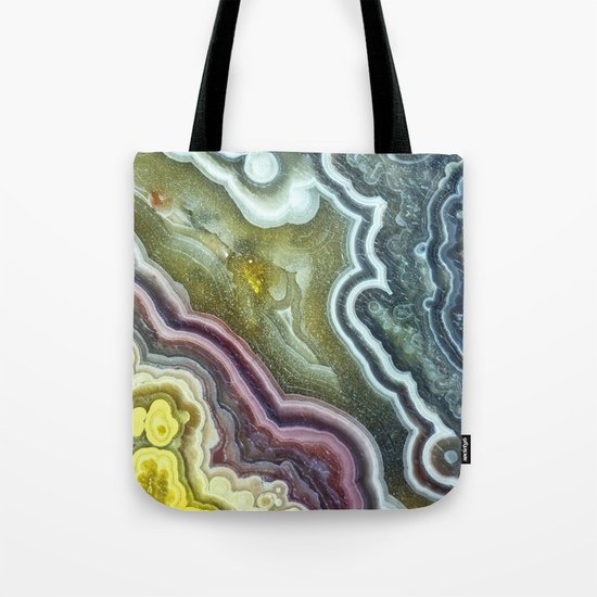 Marble Tote Bag