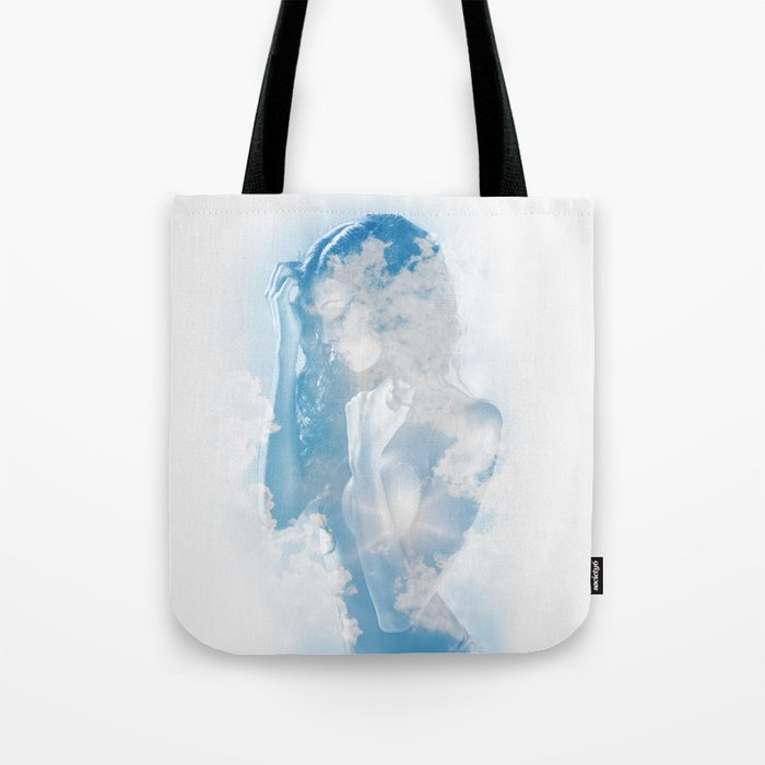 The beautiful sky Tote Bag