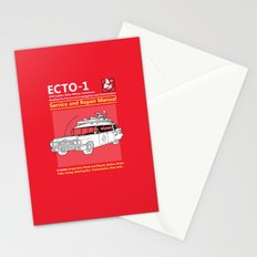 ECTO-1 Service and Repair Manual Stationery Cards