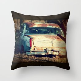Greetings from the Rustbelt I Throw Pillow