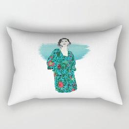 F V June 2018 Rectangular Pillow