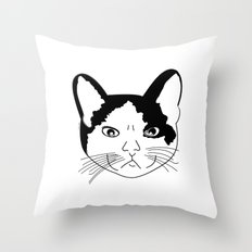 Pina Throw Pillow